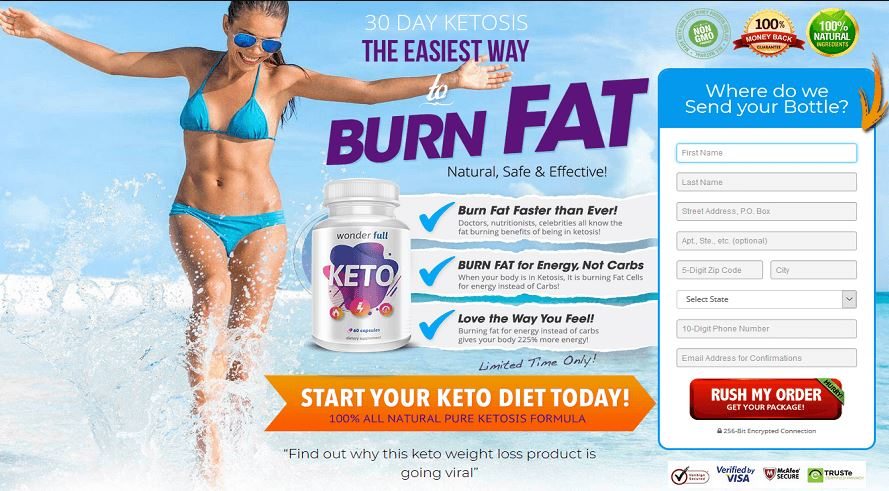 wonder full keto
