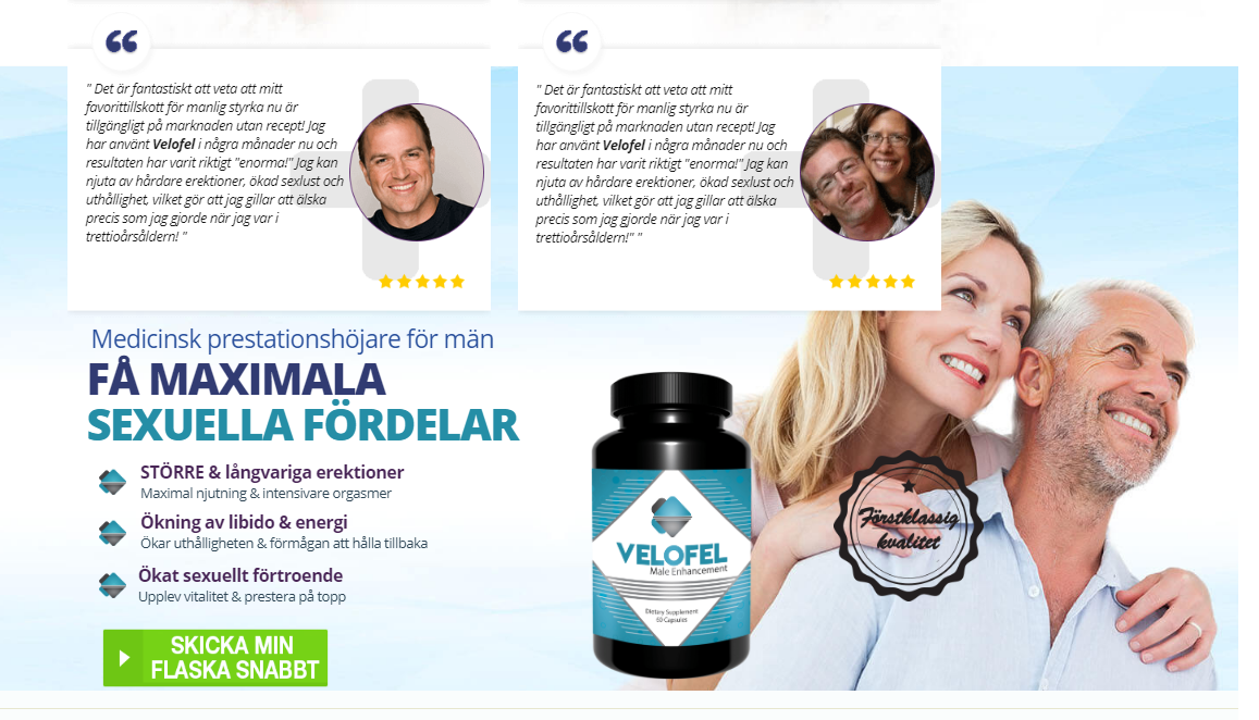 velofel sweden buy