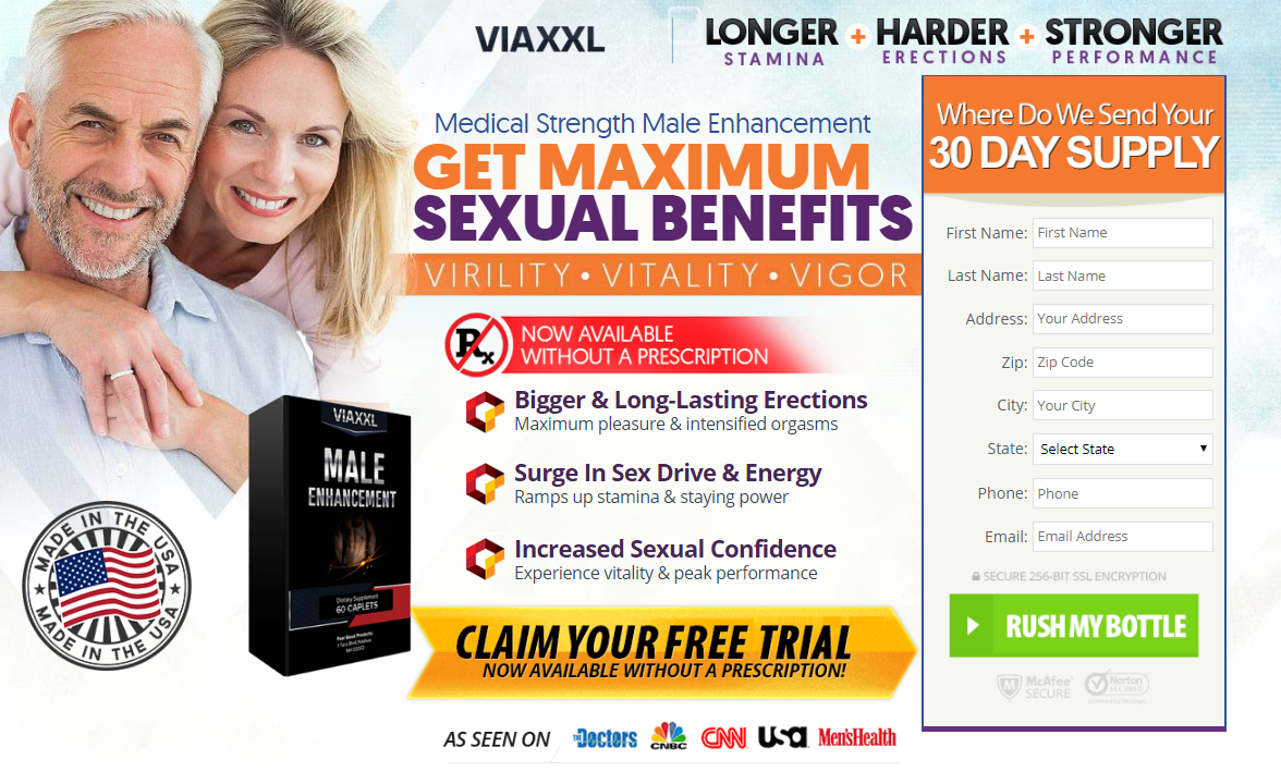 viaxxl male Enhancement