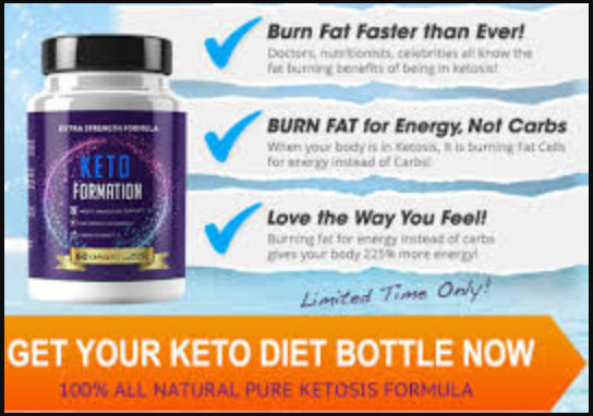 keto formation by