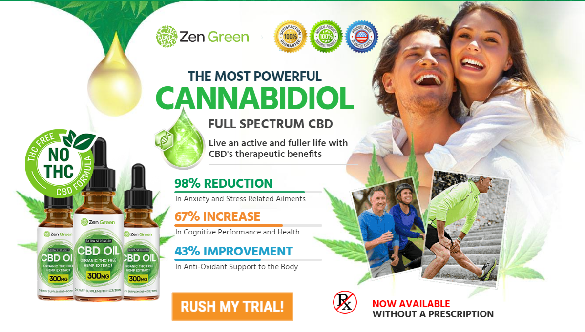 zen green cbd buy
