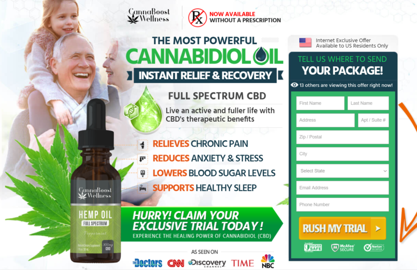 cannaboost wellness cbd oil buy