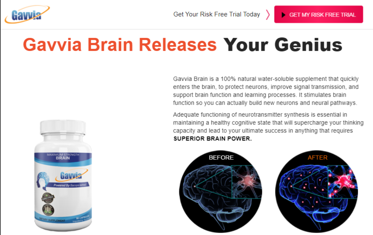 gavvia brain enhancer rev