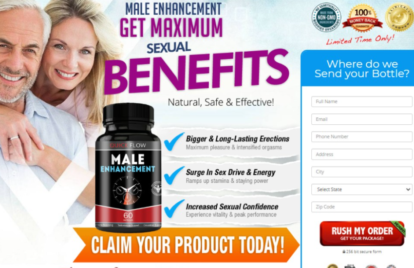 quickflow male enhancement buy